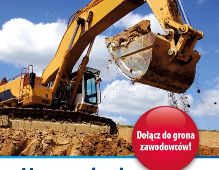 Kursy operatorów maszyn drogowych-budowlanych-ziemnych