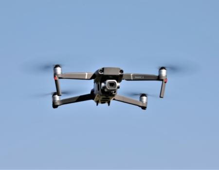 PILOT DRONA – FOTOGRAMETRIA