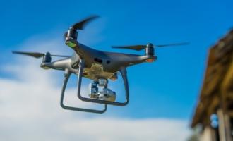 PILOT DRONA NSTS-01