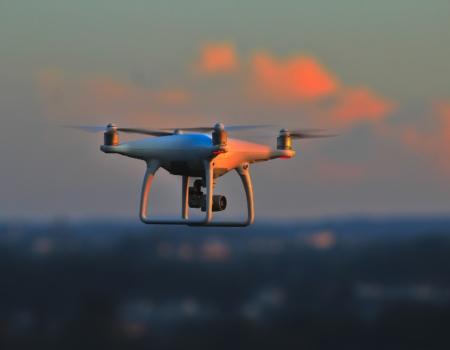 PILOT DRONA NSTS-05